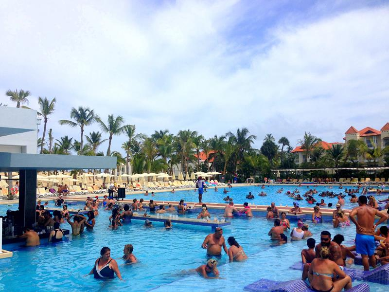 Das All-Inclusive-Resort RIU Republica in Punta Cana