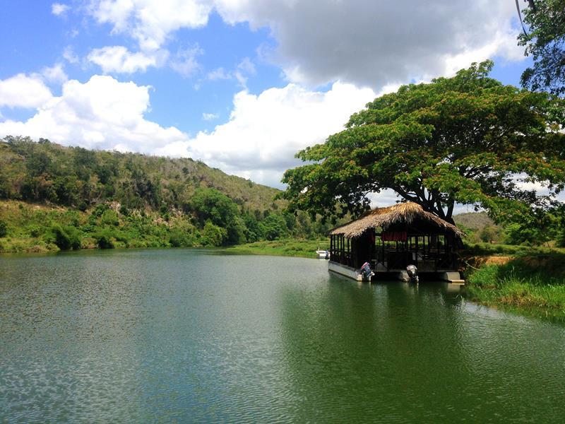 Der Rio Chavon und die Tanama Ranch