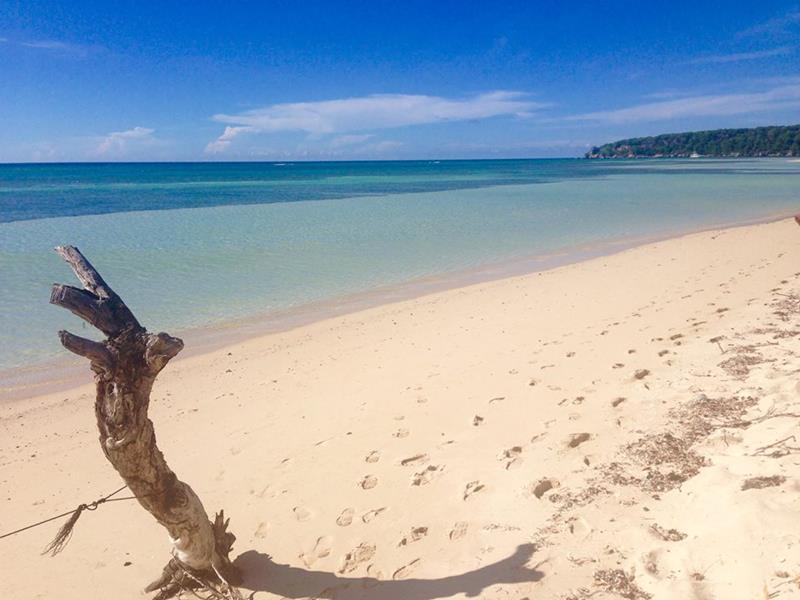 Das verschlafene Fischerdorf Punta Rucia im Nordwesten der Dominikanischen Republik