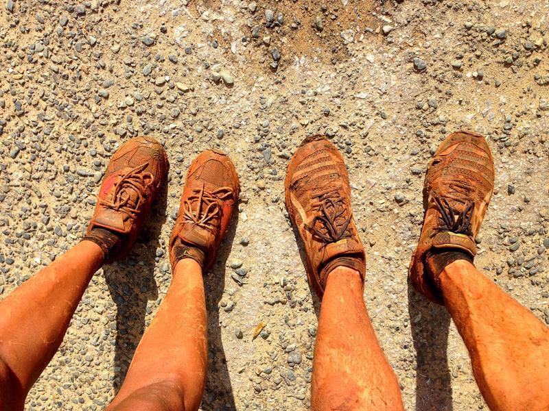 Wanderung vom Playa Rincon zum Playa El Valle auf der Halbinsel Samana