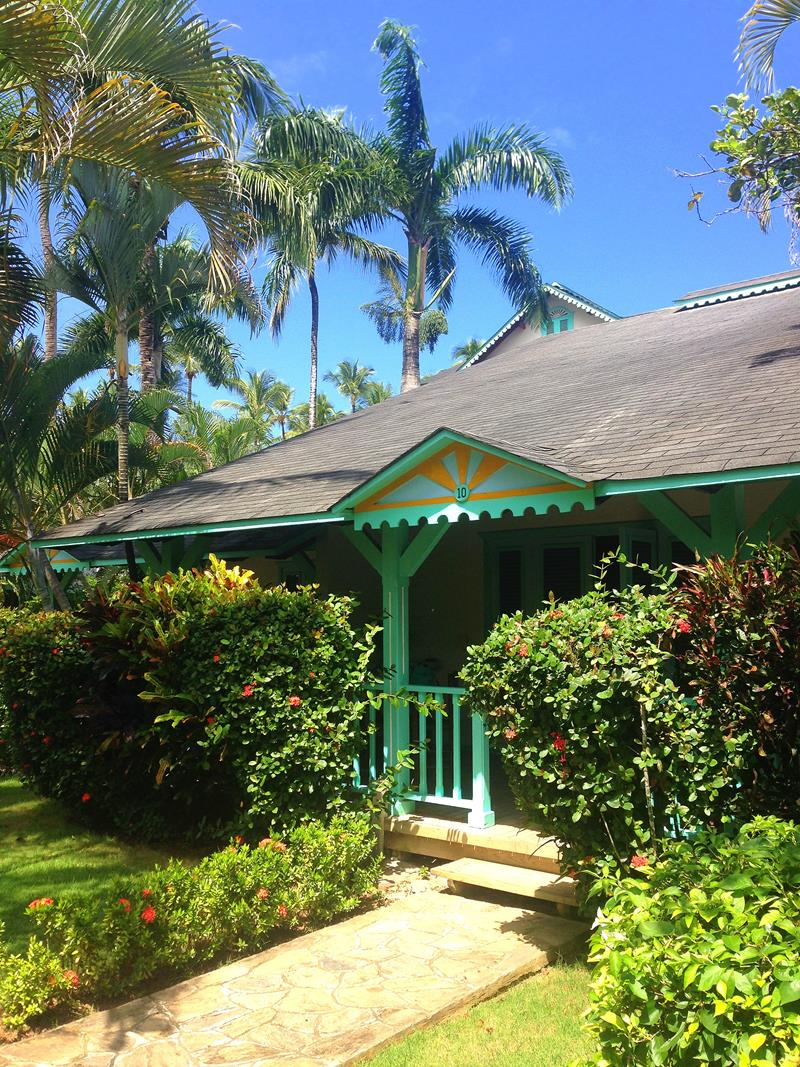 Las Palmas Residence in Las Terrenas auf der Halbinsel Samaná