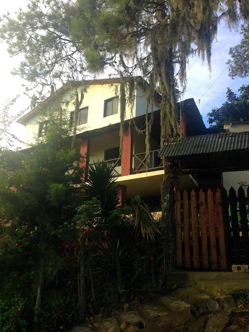 Die Villa 10 in Constanza im Zentralgebirge der Dominikanischen Republik