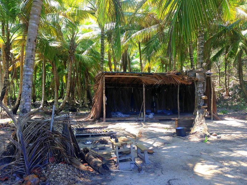 Der Playa Ermitano II ist auch Schauplatz der TV-Show Survivor