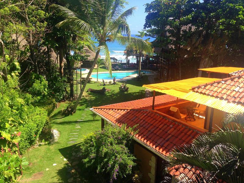 Die Maravilla Eco-Lodge in Cabarete an der Nordküste der Dominikanischen Republik