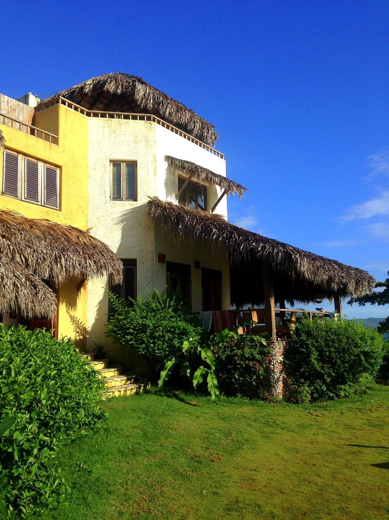 Die tolle Villa Barkel am Playa Colorada auf Samaná, Dominikanische Republik