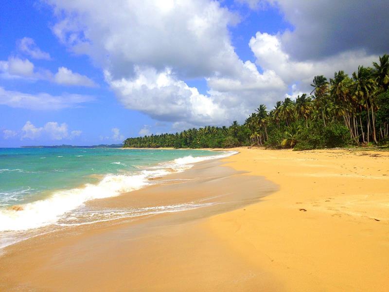 Der traumhafte Playa Cosin in Las Terrenas