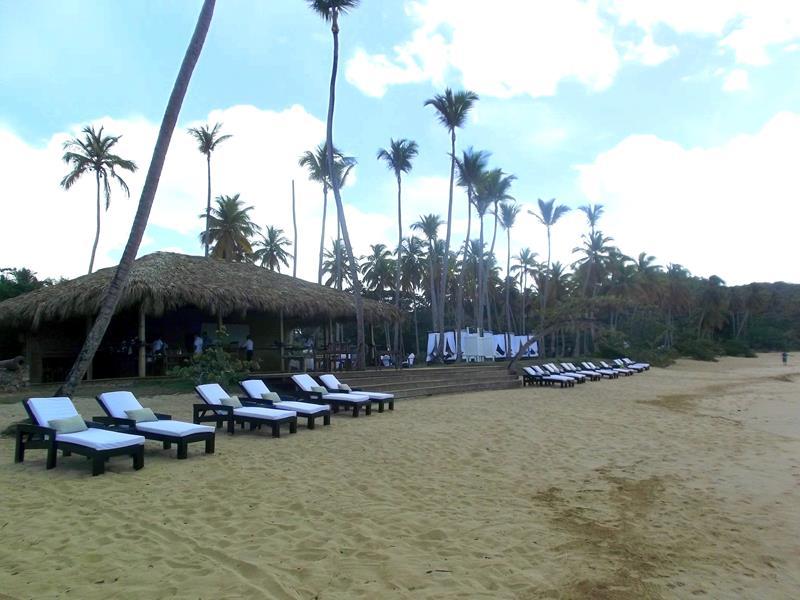 Der Playa El Moron in der Nähe von El Limon