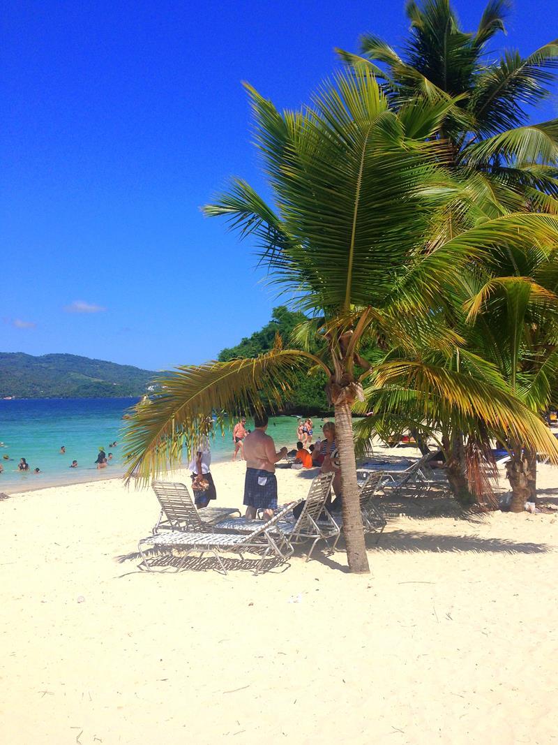 Bacardi Insel Dom Rep Karte.Reisebericht Dominikanische Republik V My Travelworld