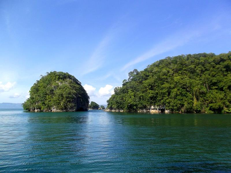 Der Nationalpark Los Haitises, eines der Aushängeschilder der Dominikanischen Republik