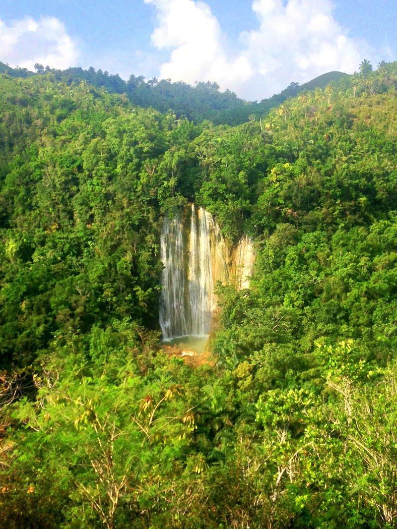 Der Salto El Limon, der schönste und größte Wasserfall auf der Samaná-Halbinsel