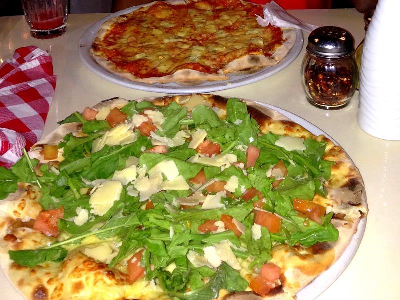 Pizza Colonial, die beste Pizza von ganz Santo Domingo
