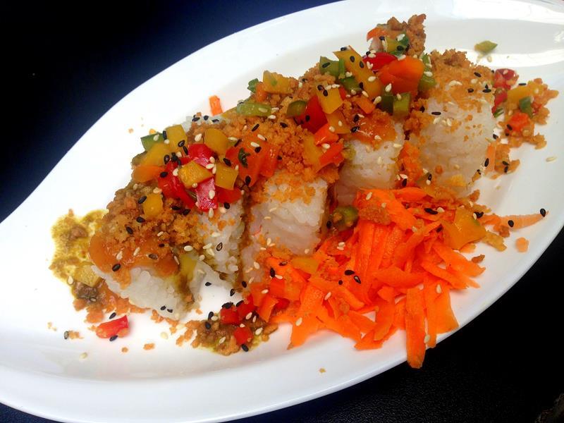Bambam Sushi, günstiges Sushi in der Kolonialzone