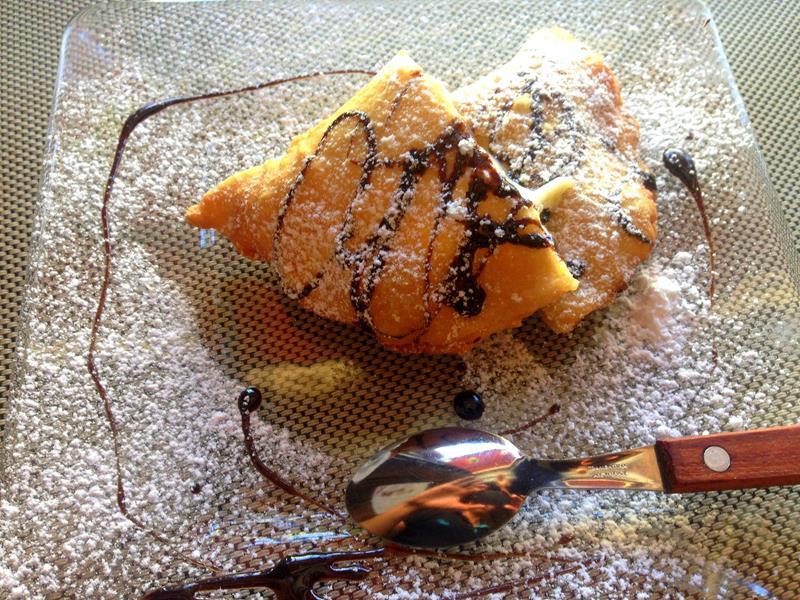Die besten Empanadas der Stadt gibt es in der Calle Sanchez in der Zona Colonial