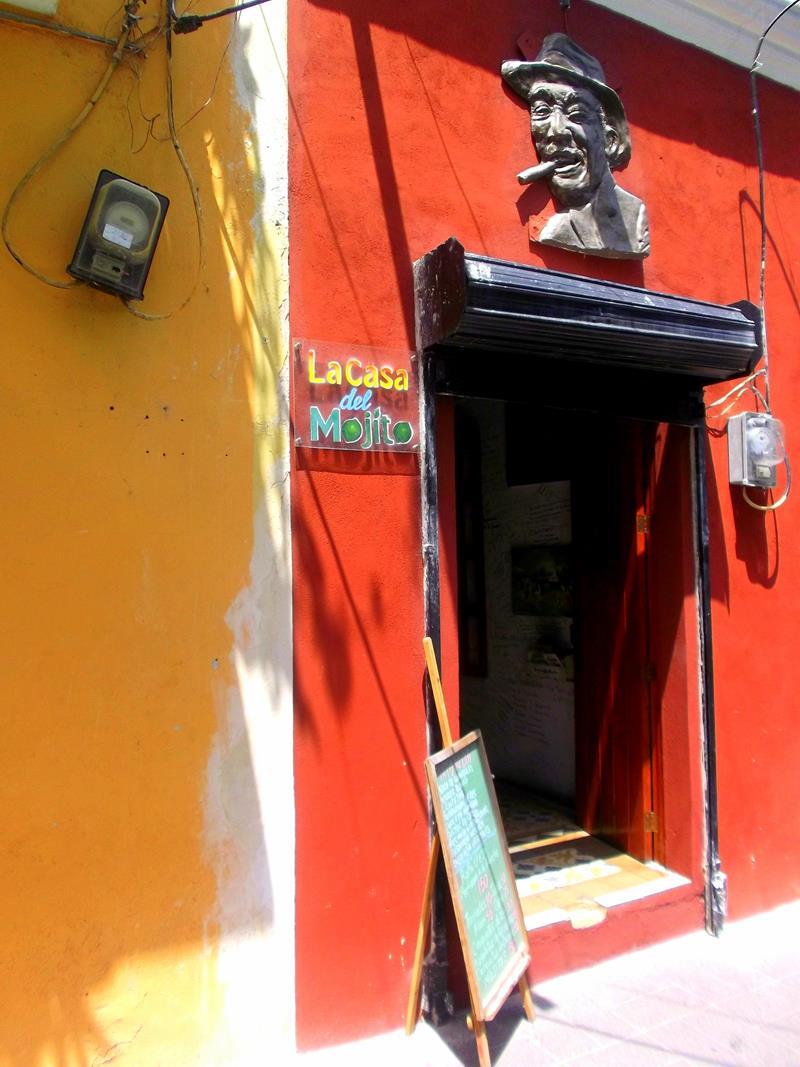 Umfangreiche Mittagessen schon ab 2 Euro - einer der besten Lunchspots der Zona Colonial