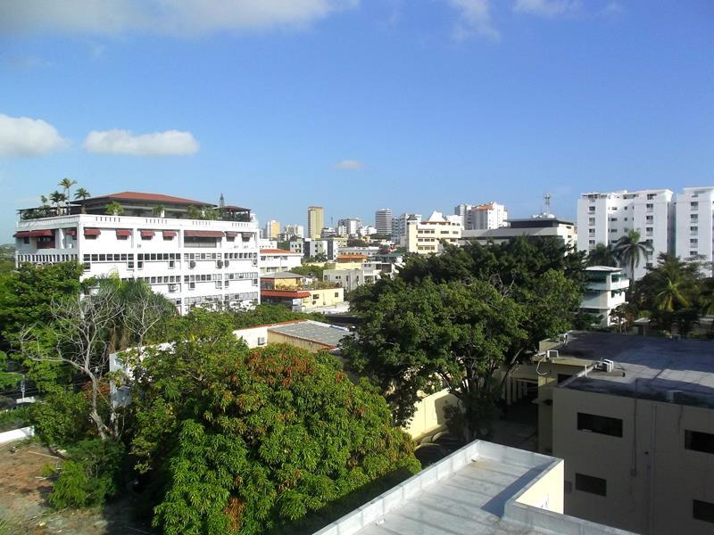 Gazcue, ein beliebter Stadtteil in Santo Domingo
