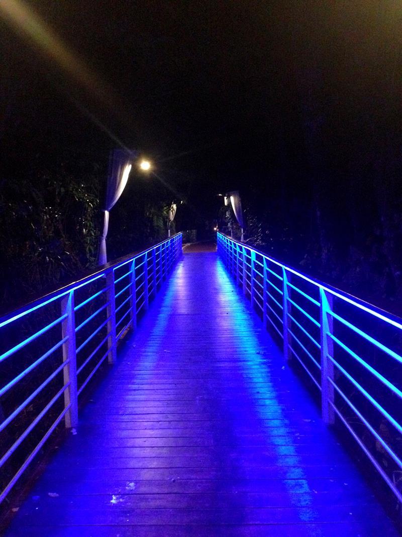 Die Anlage des BlueBay Villas Doradas, einem All-Inclusive-Resort in Puerto Plata
