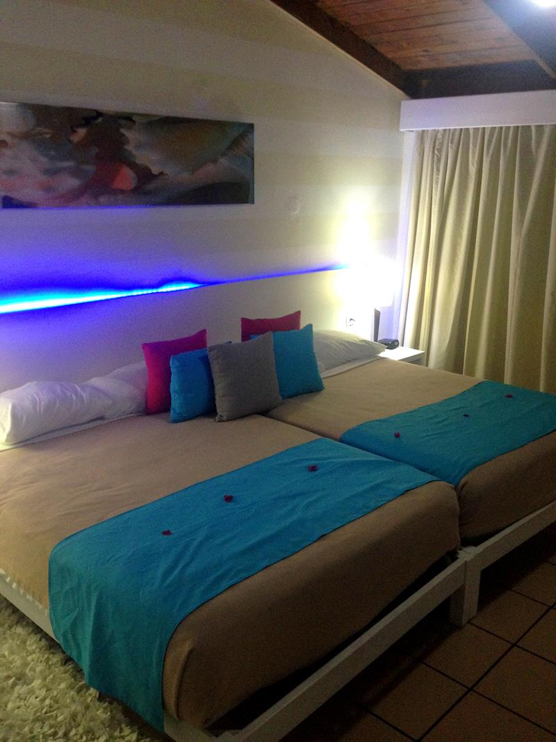 Die Zimmer im All-Inclusive-Resort BlueBay Villas Doradas