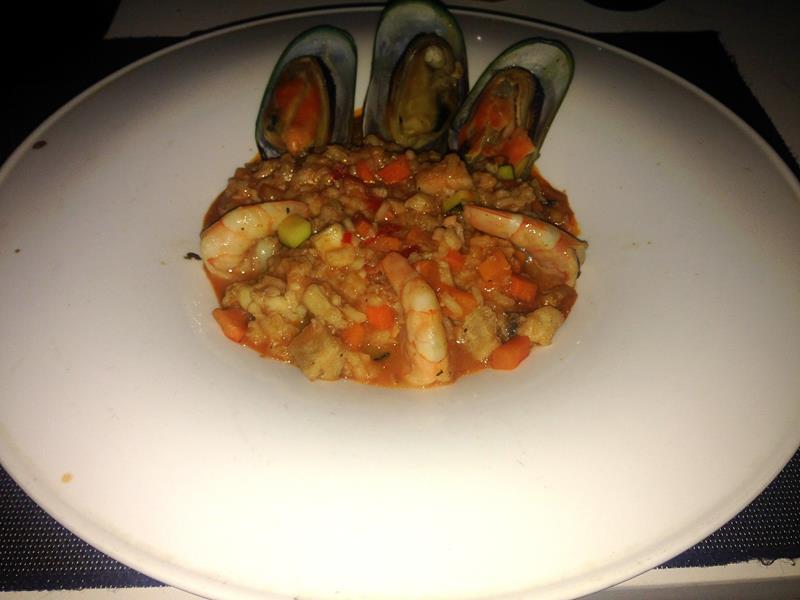 Das Restaurante Spumante im breathless All-Inclusive Resort in Punta Cana