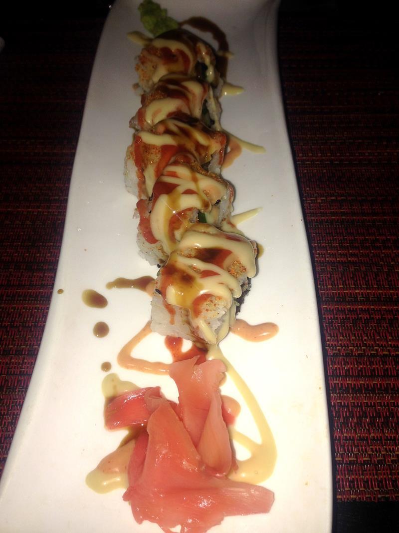 Das Asia-Restaurante im breathless All-Inclusive Resort in Punta Cana