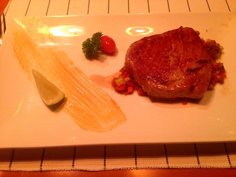 Das Restaurante Culinaria im breathless All-Inclusive Resort in Punta Cana