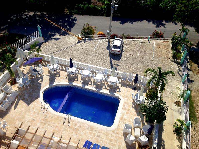 Das South Beach Hotel im Südwesten der Dominikanischen Republik