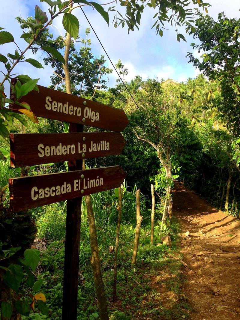 Zum Salto El Limon gibt es verschiedene Wanderwege