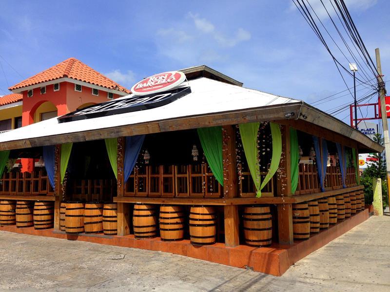 Der Kan Drink Club, eine der populärsten Adresse für Dominikaner