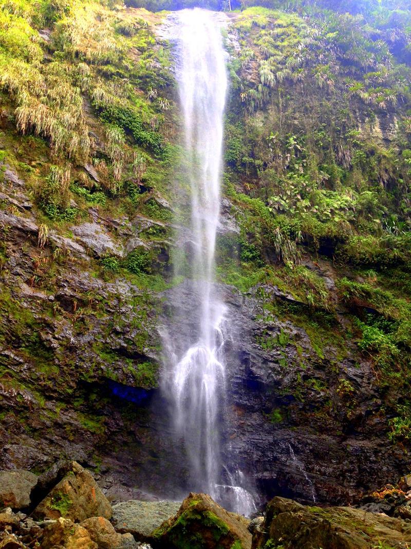 Der Salto Rodeo in den Vorläufern der Cordillera Central bei Bonao