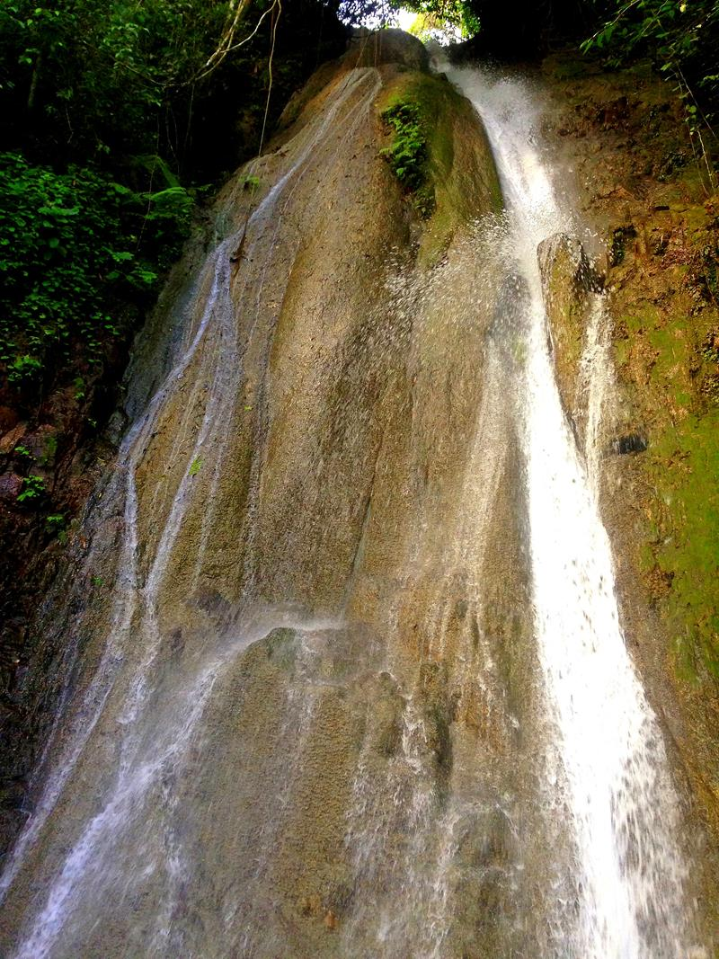 Der Salto Majagual, ein kleiner versteckter Wasserfall bei La Colonia