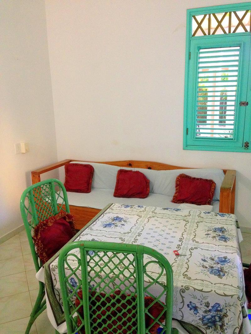 Die Unterkunft Residencial La Perla nahe dem Strand von Las Terrenas