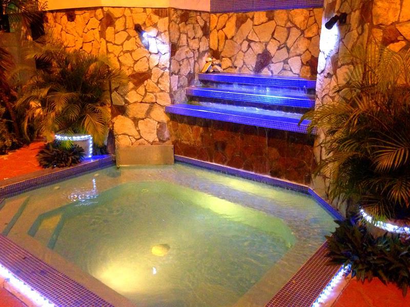 Das Hotel Caribe im Südwesten der Dominikanischen Republik
