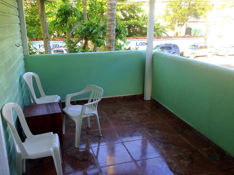 Die günstige Unterkunft Kite Beach Hostel in Cabarete