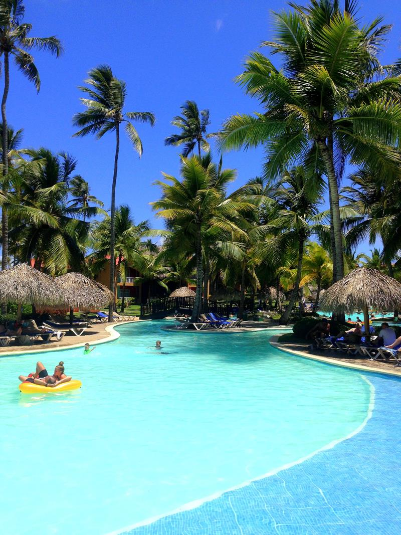 Das Tropical Princess Resort, ein weiteres All-Inclusive-Hotel in Punta Cana