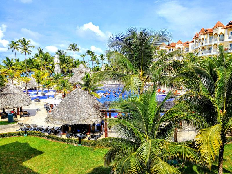 Hotelbewertung über das Occidental Caribe, ein All-Inclusive-Resort in Punta Cana