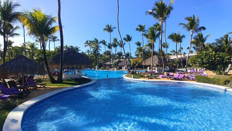 Das All-Inclusive Resort Paradisus Punta Cana in Bavaro