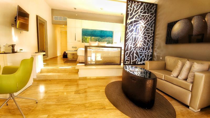 Unsere Suite im Paradisus Punta Cana, einem guten All-Inclusive Resort