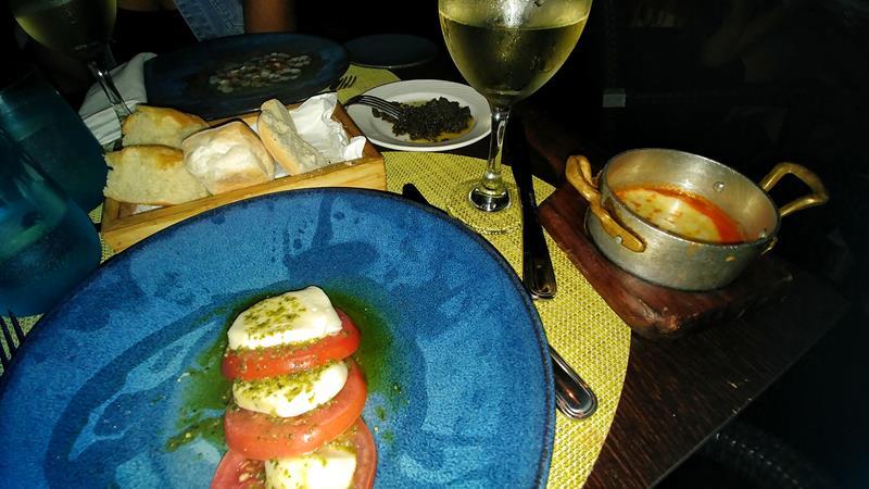 Sehr gute Restaurants und Bars im Paradisus Punta Cana, natürlich alles inklusive