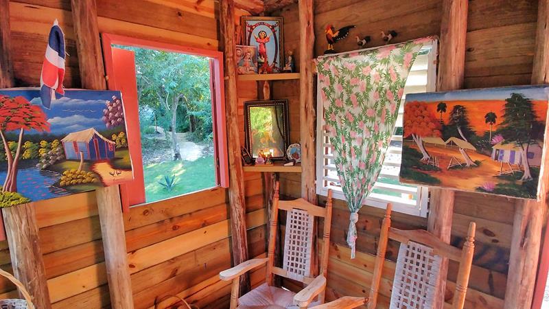 Verschiedene Attraktionen und Sehenswürdigkeiten warten bei einem Ausflug in den Scape Park Cap Cana in Punta Cana