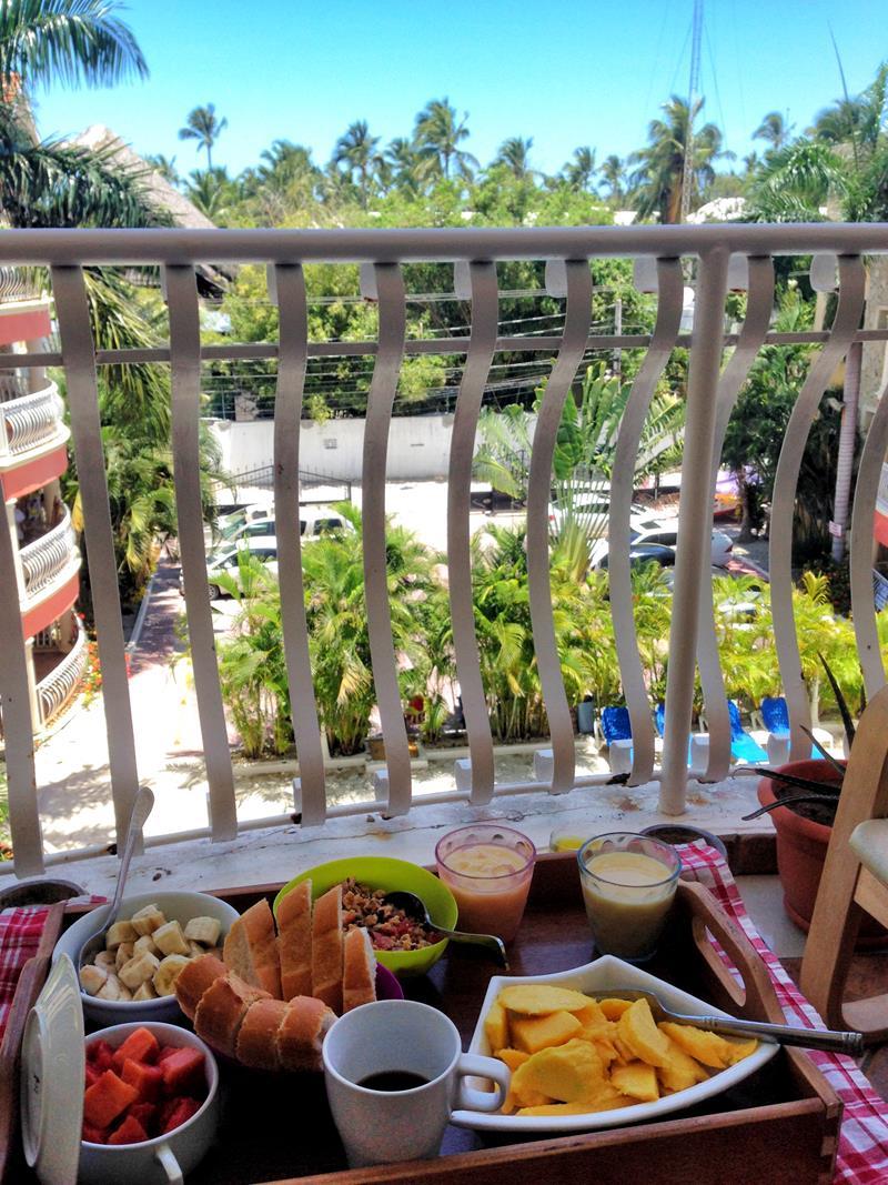 Ein günstiges AirBnB im beliebten Ortsteil Los Corales von Punta Cana