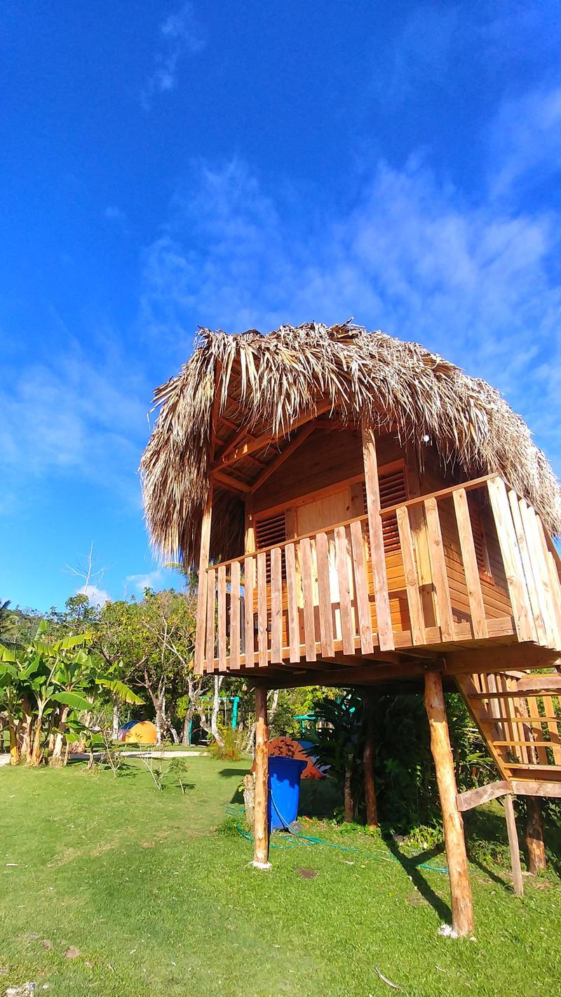 Die Rancho Salto Taino befindet sich etwas außerhalb von Punta Cana, ist aber dennoch eine interessante Unterkunft