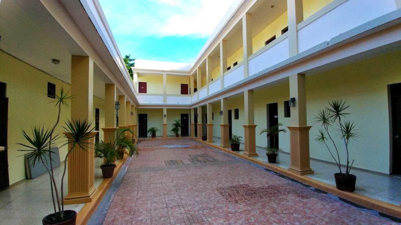 Das Hotel Maguana in San Juan de la Maguana im Westen der Dominikanischen Republik