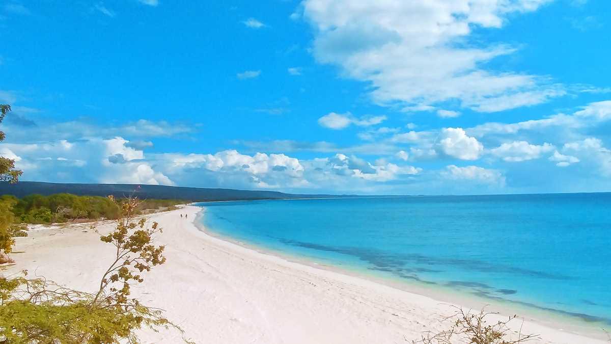 Playa Blance und Trudillé im Südwesten der Dominikanischen Republik