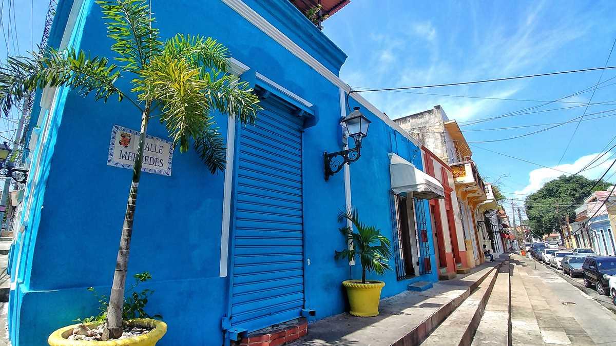 Die historische Zona Colonial von Santo Domingo