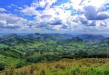 Anamuya Mountains in der Nähe von Punta Cana