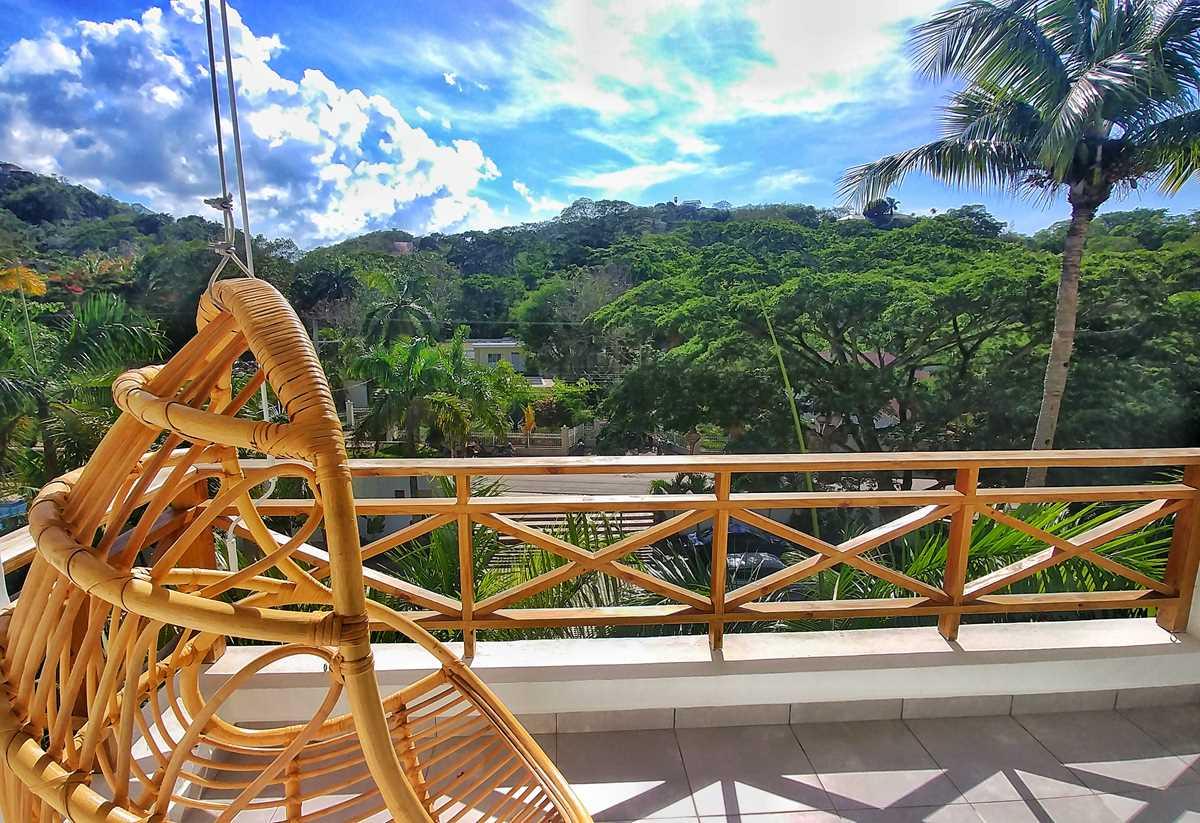 das wunderschöne Saman-Boutique-Hotel in Las Terrenas