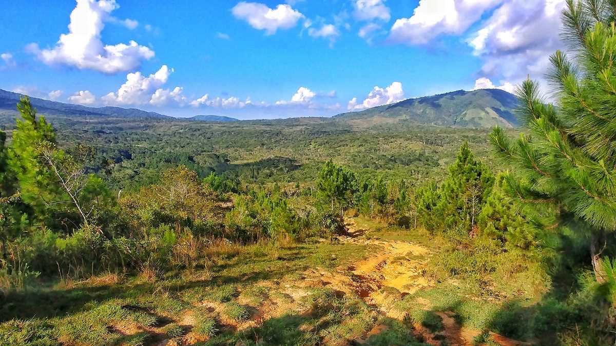 das Valle del dios, ein beliebtes Wanderrevier in der dominikanischen Republik