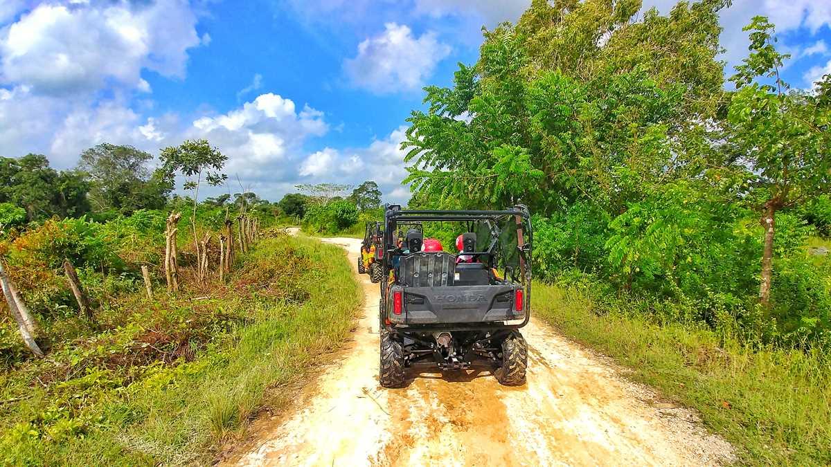 Eine Buggy-Tour in Punta Cana mit den Flintstones Buggy Adventures