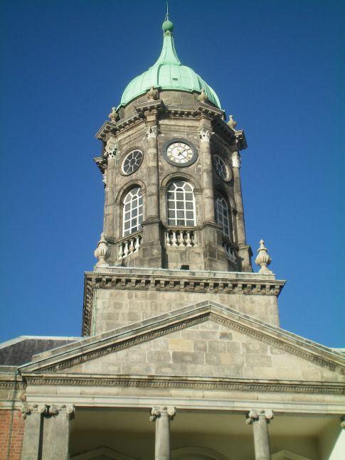 Dublin Castle: der Glockenturm