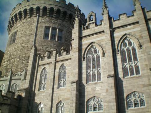 Royal Chapel und Burggefängnis