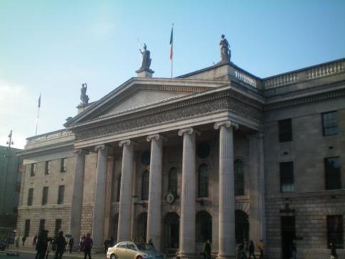 General Post Office in Dublin